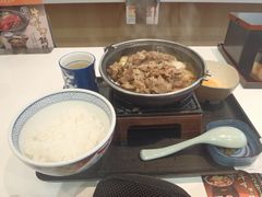 牛すき鍋!