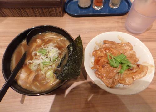 麺屋開高・豚丼セット
