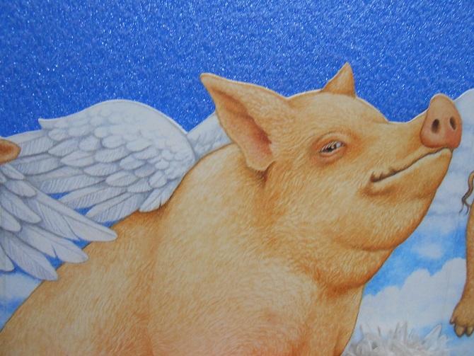 9 空飛ぶ豚その3