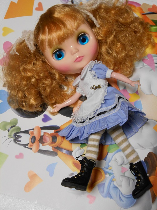 5 Blue Alice
