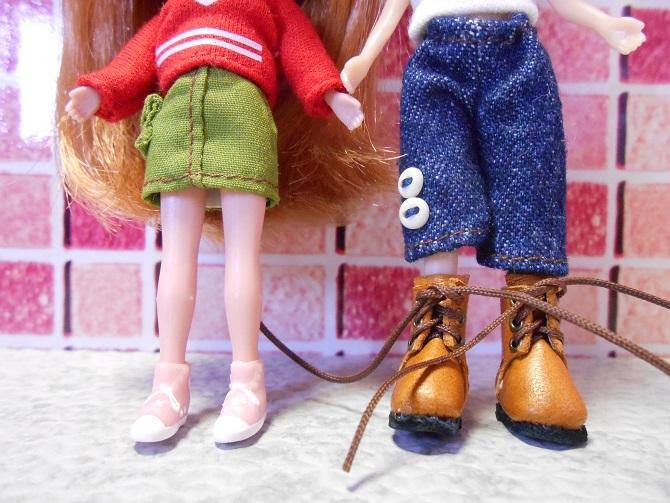 6 靴の比較
