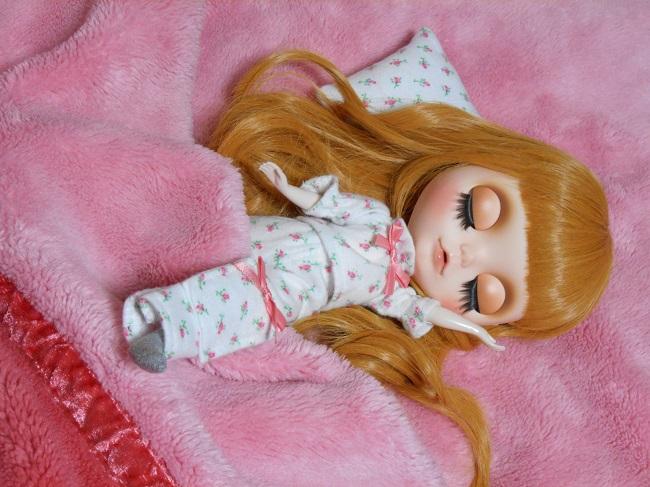 8 sleeping