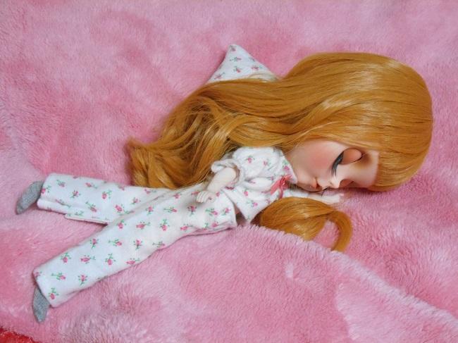 11 sleeping