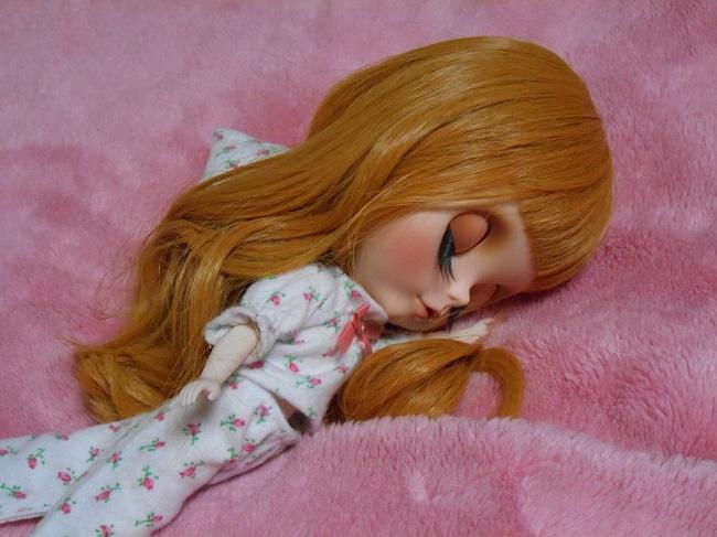 12 sleeping