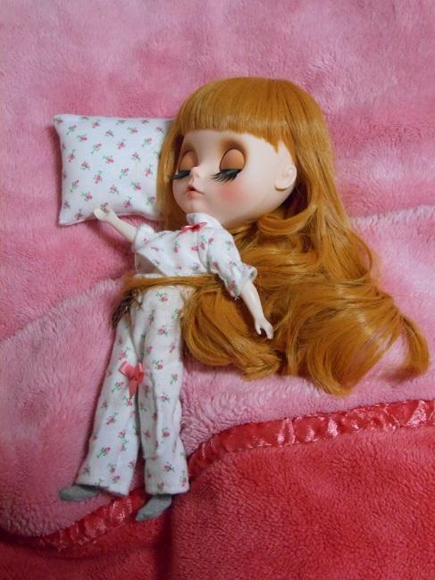 15 sleeping