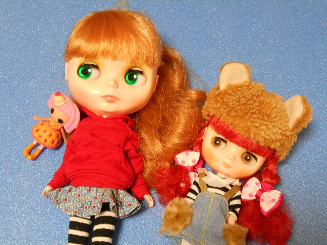 5 Misha Mimi with Cherry