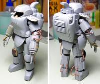 SF3D マシーネンクリーガー A.F.S