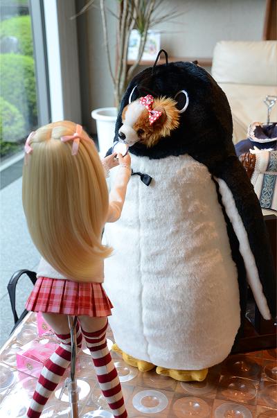 小隠里@ペンギンの皮を被ったHENTAI