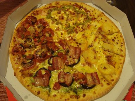 あまロスピザ