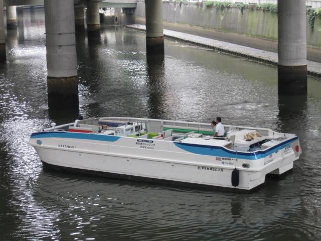 日本橋クルージング?
