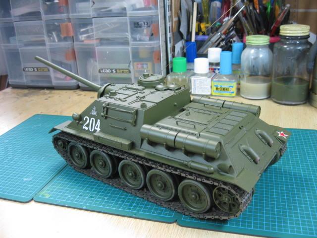 SU-100 の5