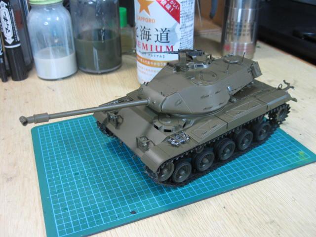 M41 JGSDF の4 くらい