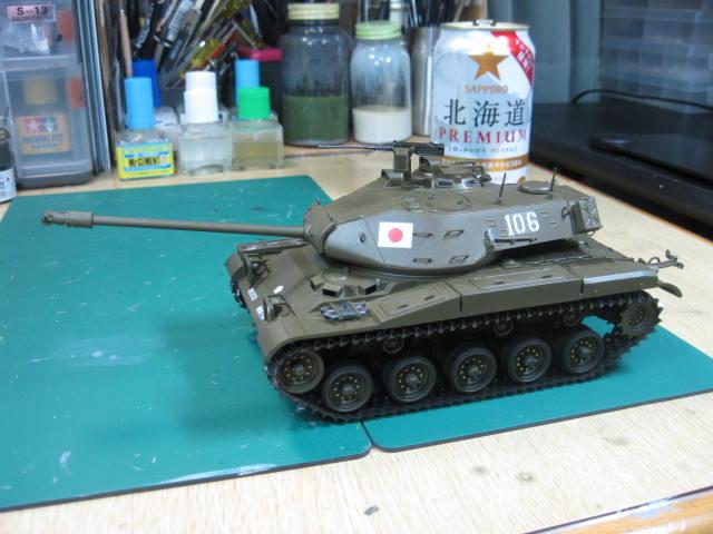 M41 JGSDF の5