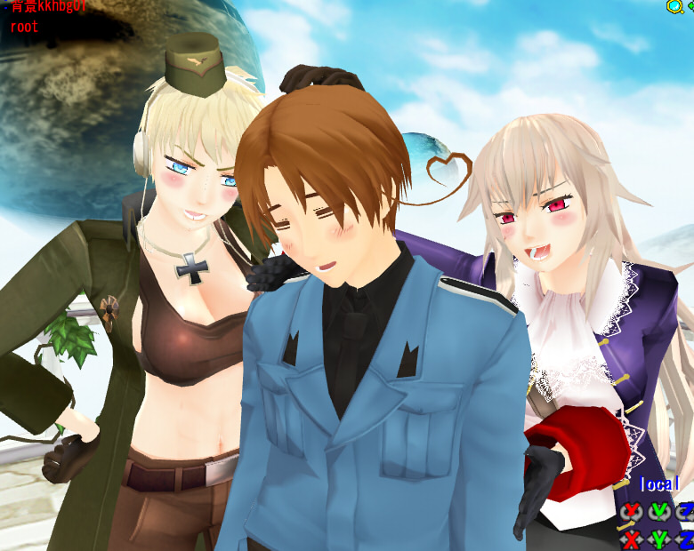 MMD遊び10