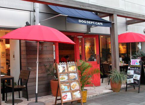 ドックデプトカフェ