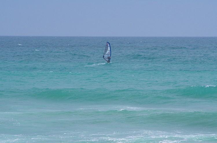 夏の海 夏の色