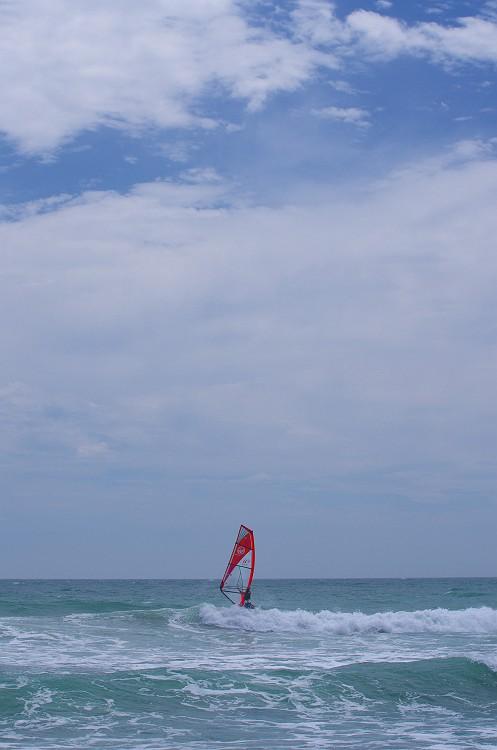 夏の海 2