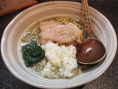 烈志笑魚油 麺香房 三く【壱拾】-6
