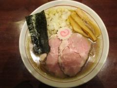 煮干中華そば つけめん 鈴蘭【壱六】-5