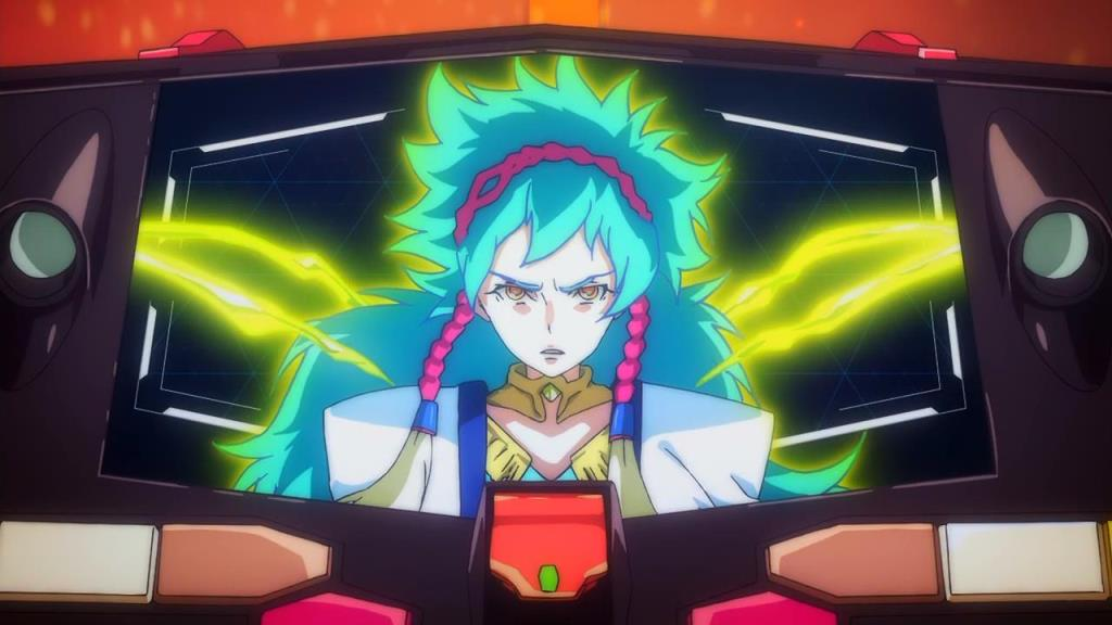 日記らしき何かアニメ 『革命機ヴァルブレイヴ』 第12話 「起動する異端者」トラックバックURL