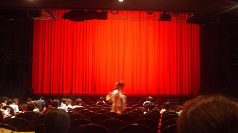 竹芝自由劇場 ホール