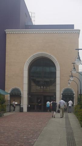 竹芝自由劇場 入口