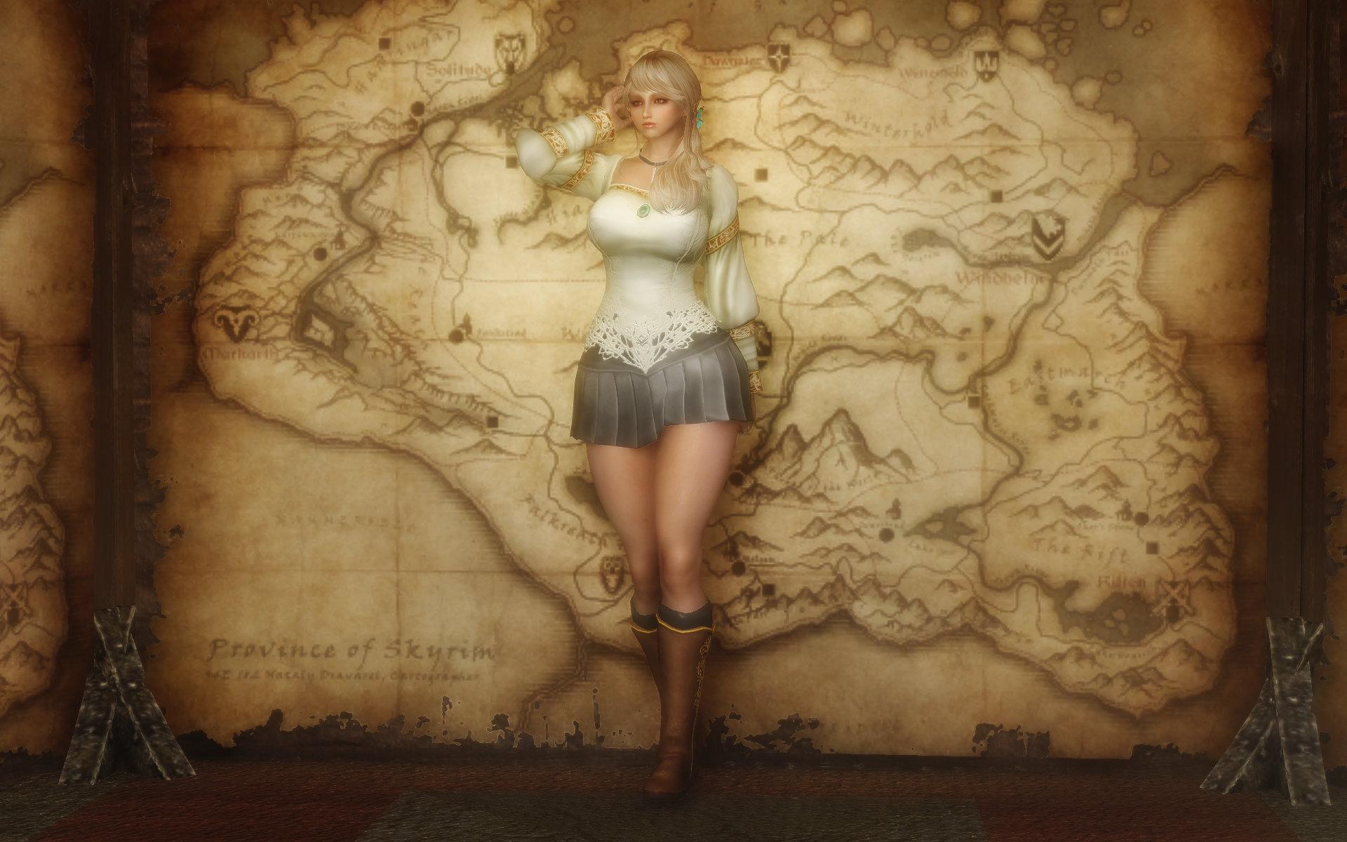 R18Pn 00 - Fiona Armor for UNP