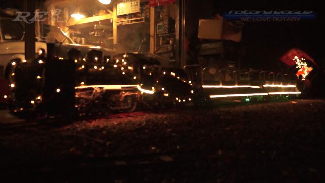 C56 イルミトレイン'14 電球色