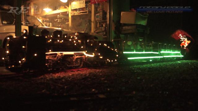 C56 イルミトレイン'14 緑