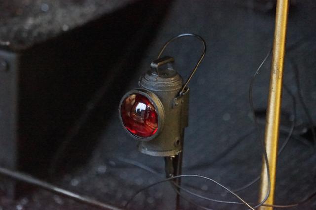C56 129に仮装着したカンテラ