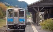 1252D(矢岳駅)