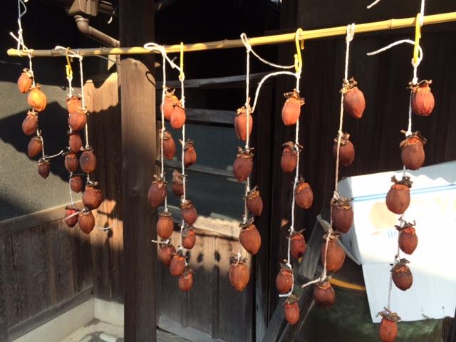 吊るし柿7