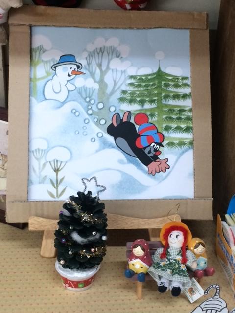店クリスマス2
