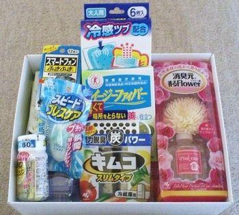 小林製薬ギフトBOX