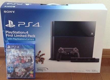 PS4本体1