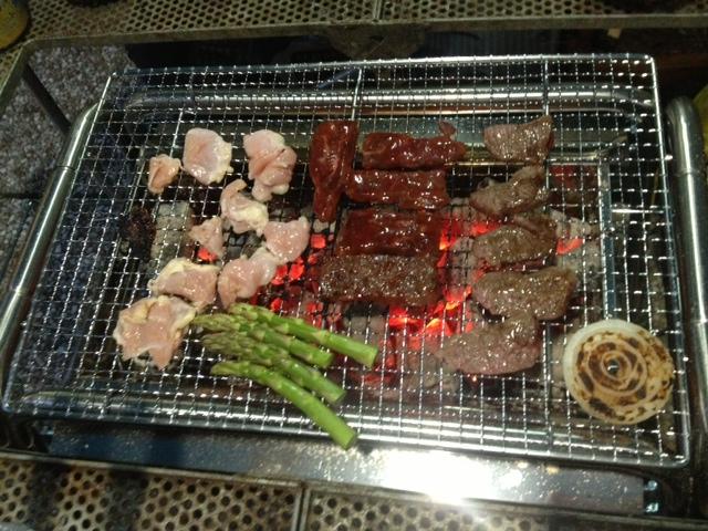 庭焼き肉A