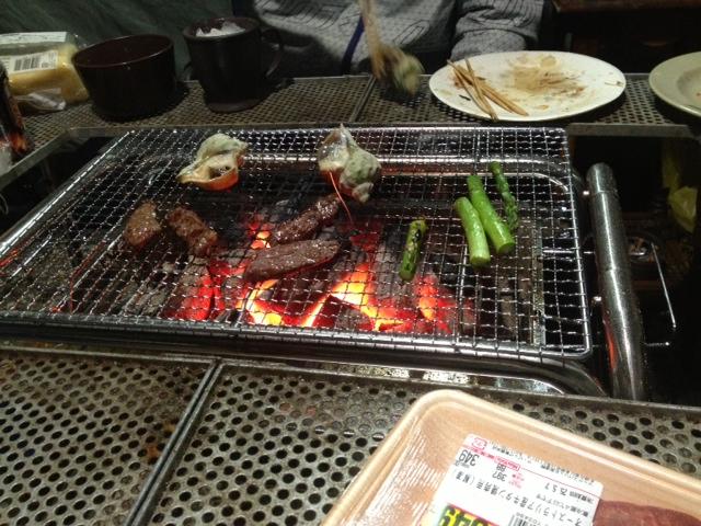庭焼き肉B