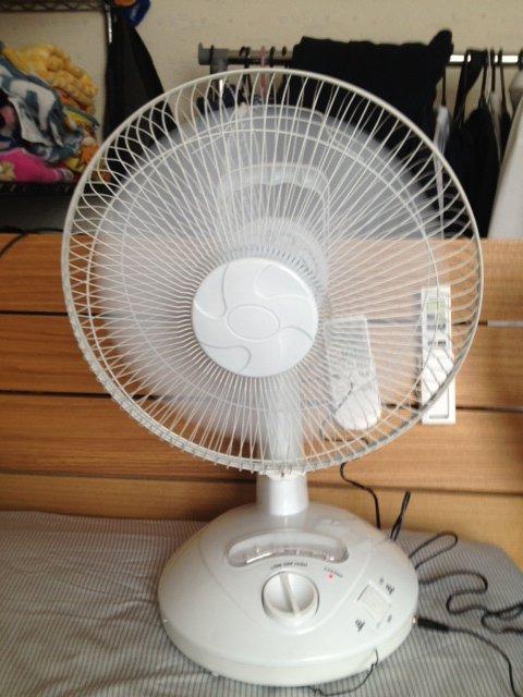 扇風機 4