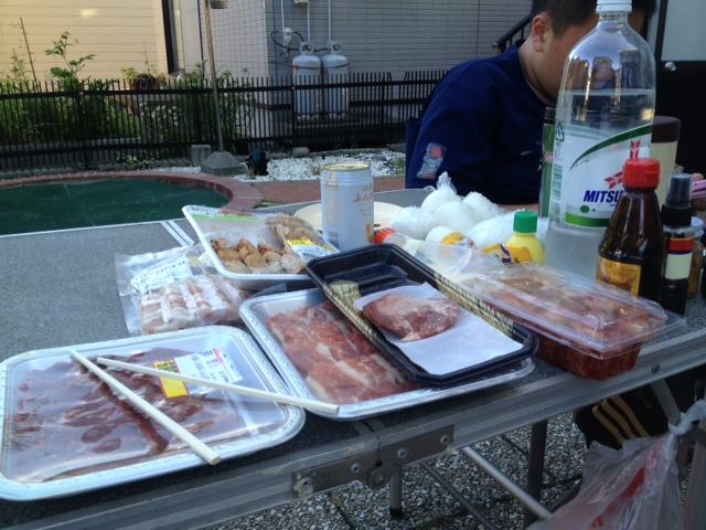 庭焼き肉 8
