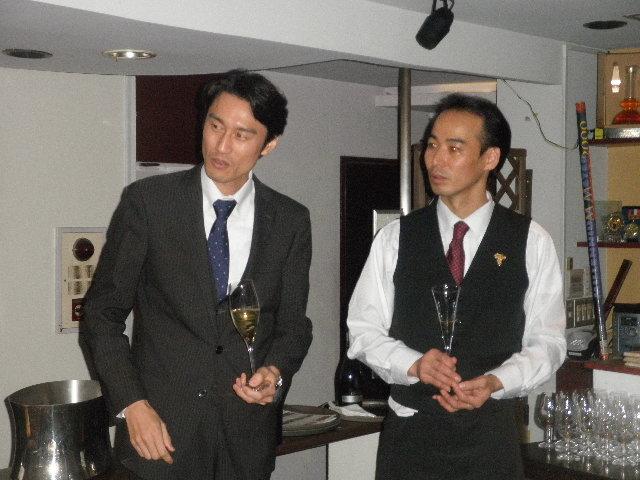 椨ソムリエ&周田ソムリエ1