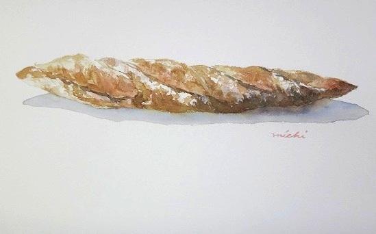 フランスパンB