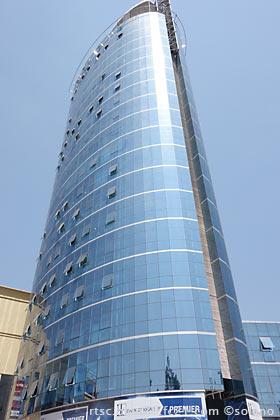 キガリのランドマーク、キガリシティタワー