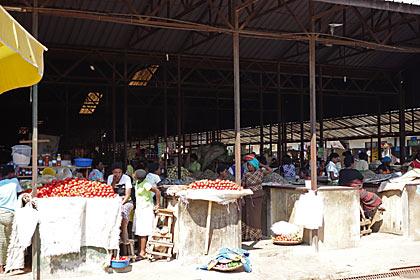 キガリ、キミロンコマーケット