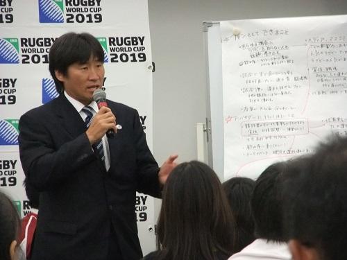 アンバサダー松田努2