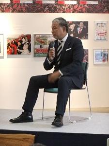 大八木淳史トークショー2
