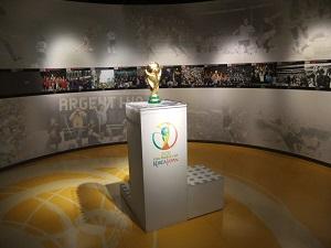 FIFAワールドカップトロフィールーム
