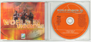 World in Union 95 CD