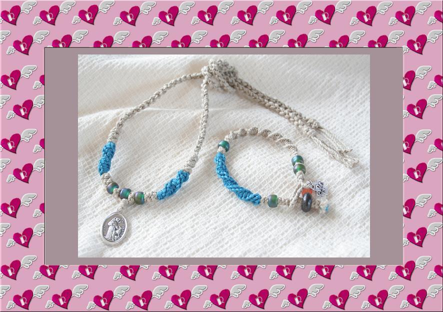 turquoise set!