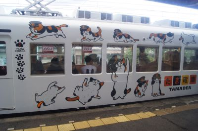 猫電車 2