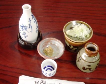 日本酒、中乗りさん」